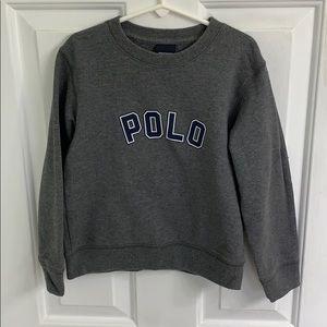 Boys Polo crewneck size 6